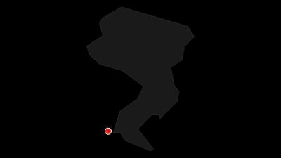 Karte / Von Blatten auf dem Massaweg nach Ried-Mörel