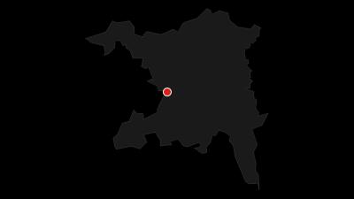 Karte / Auen- und Rebenlandschaften