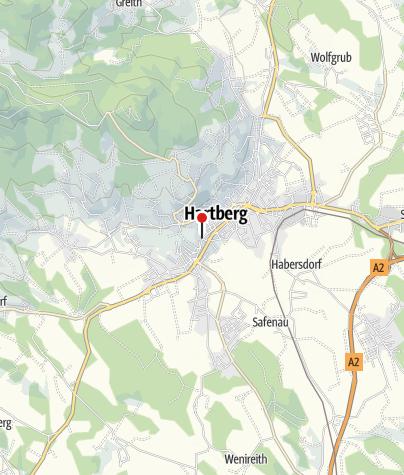 Karte / Hansi Bierstube