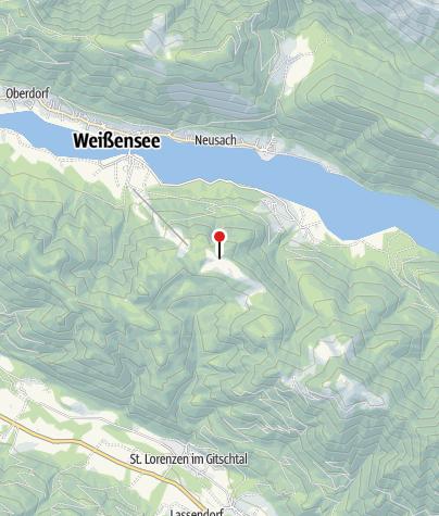 Map / Naggler Alm
