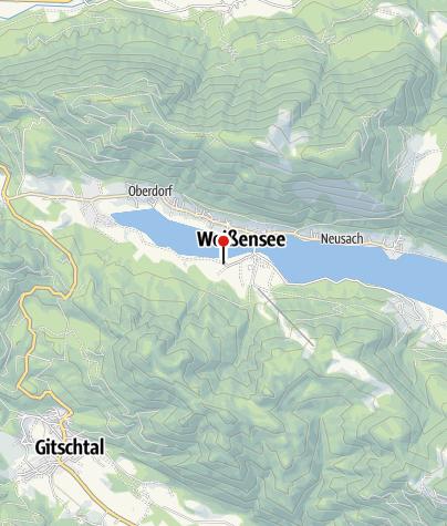 Karte / Tschatscheleria