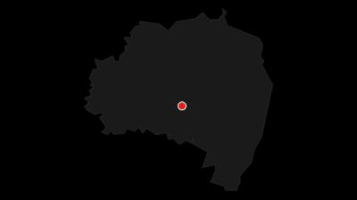 Mapa / OL100 - Oberlausitz radherum
