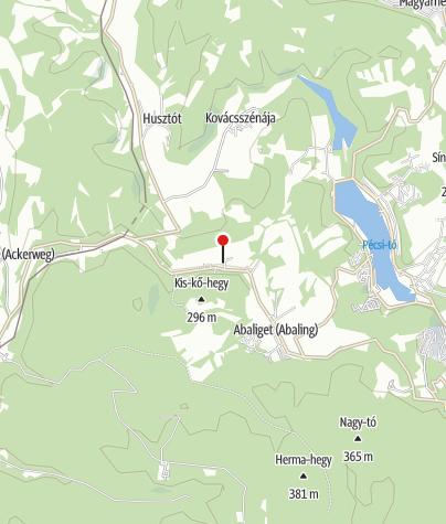 Térkép / Beppe Vendégház