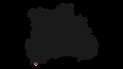 Map / Câmpu lui Neag - Cabana Buta - Cheile Buții - Câmpu lui Neag