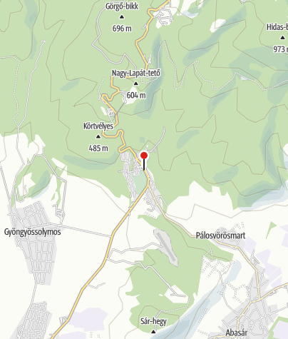 Map / 4 Évszak Palóc Bistorant