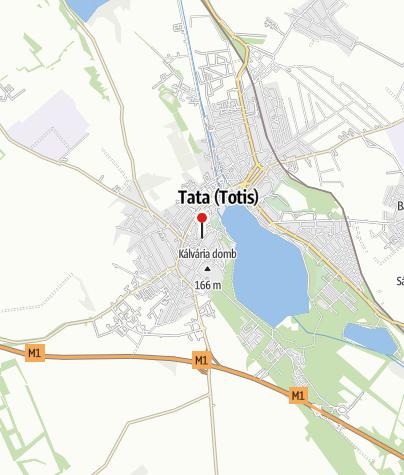 Térkép / Tourinform Iroda (Tata)