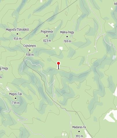 Térkép / Fultán-kereszt