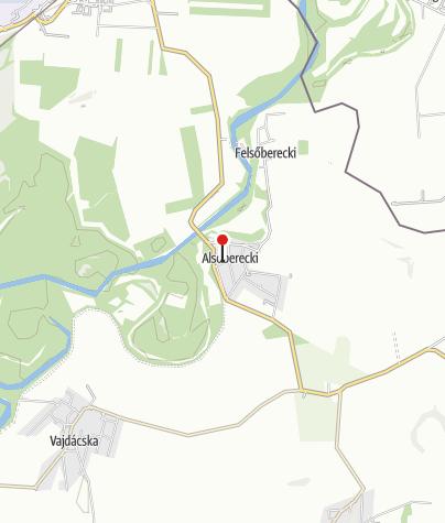 Karte / Ágóc Vendégház