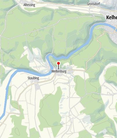 Map / Gästehaus Köglmaier