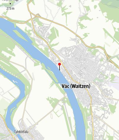 Map / Vízreszálló (Kisvác)