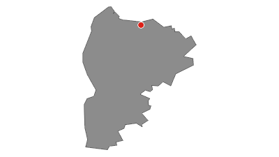 Karte / De Utsicht - Radrundweg entlang der Oste und durch die Wingst