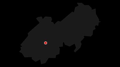 Karte / Hildegard von Bingen Pilgerwanderweg