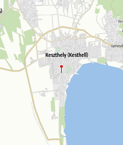 Map / Balatoni Múzeum
