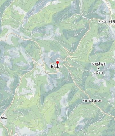 Karte / Gasthaus Bratl