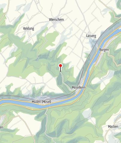 Karte / Ringelsteinermühle