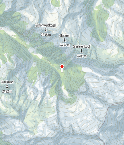 Karte / Prossau