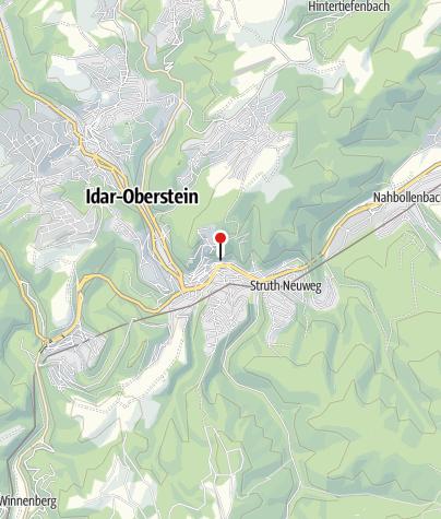 Karte / 01 Hildegard-Tafel: Die Seherin