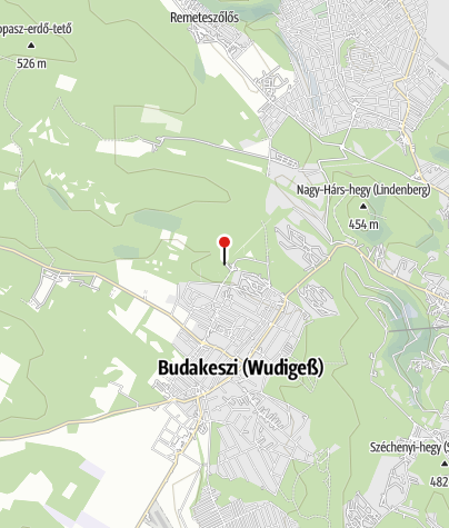 Térkép / Budakeszi Vadaspark