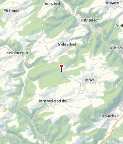 Karte / 07 Hildegard-Tafel: Bäume und Sträucher