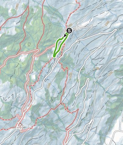 Karte / Klangwald tùn-resùn, Lohn