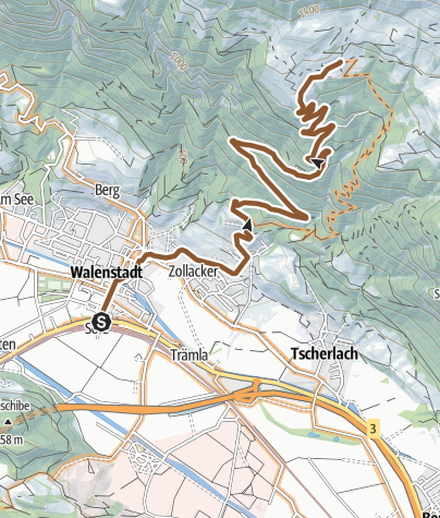 Map / Lüsis Bike No. 475