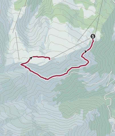Karte / Geocaching Bettlerweg