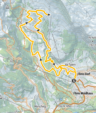 Kaart / Startgels - Runca (244)