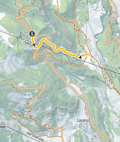 Karte / Green Valley