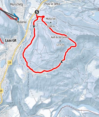 Map / Staderas - Salums - Staderas