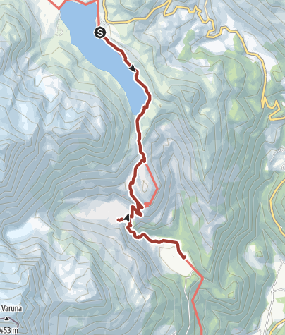 Map / Eco-Power Trail