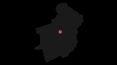 Karte / Panoramaweg Muottas Muragl
