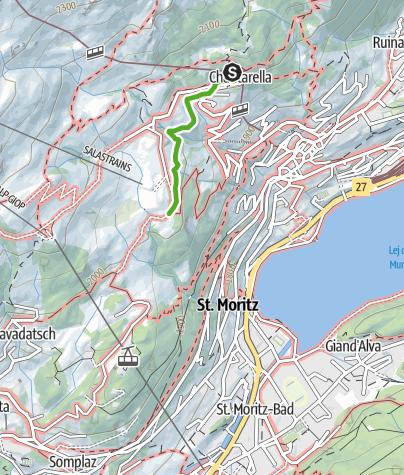 Karte / Heidis Blumenweg