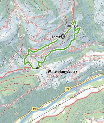 Kaart / Andiast Aclas