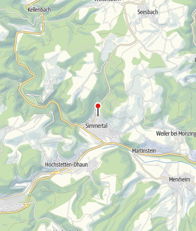 Karte / 16 Hildegard-Tafel: Hildegards-Briefwechsel