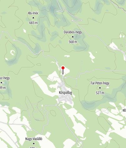 Map / Börzsönyi Szabadidő Központ
