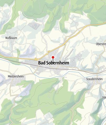 Karte / 21 Hildegard-Tafel: Die Synagoge