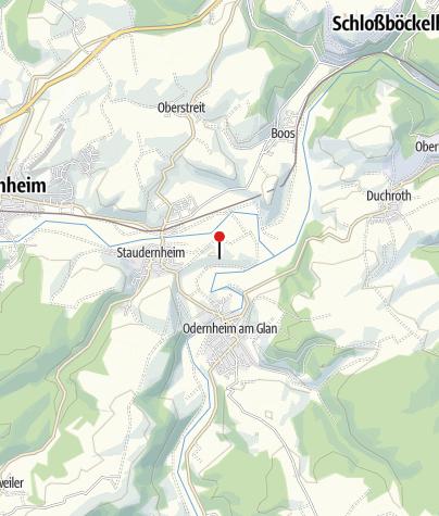Karte / 27 Hildegard-Tafel: Die Dreifaltigkeit