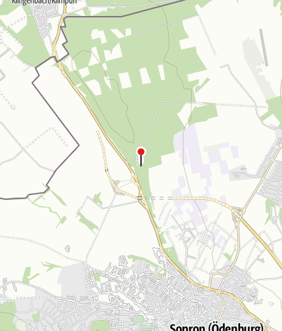 Map / Ó-Hubertusz kilátó (Sopron)