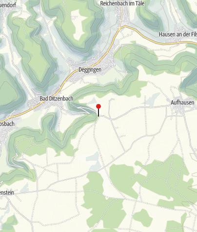 Karte / Wanderparkplatz Schonterhöhe