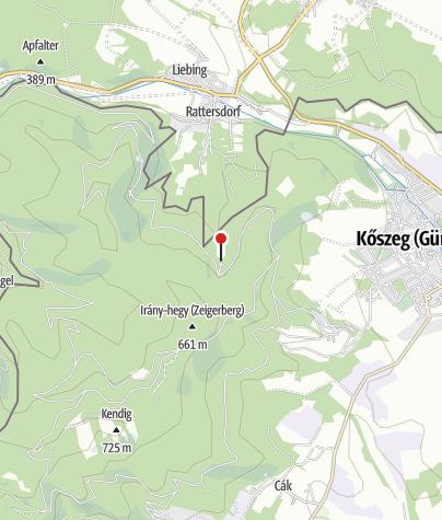 Térkép / Hétforrás
