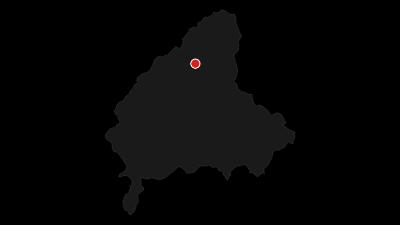 Cartina / Sul tetto della Valle di Ledro: Monte Cadria