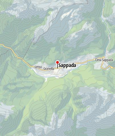 Map / Ufficio turistico Pro Loco Sappada