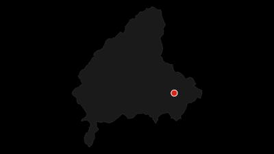 Cartina / Sentieri di confine: Monte Carone