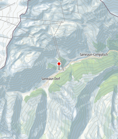 Karte / Gaudenz Zegg Wintersport