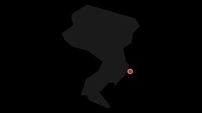 Map / Stoneman Glaciara mountain-bike route by Roland Stauder