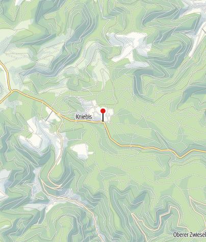 Karte / Waldhorn Kniebis