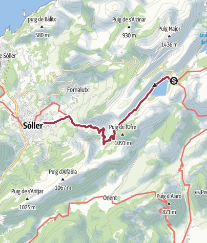 Map / Cuber to Soller