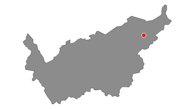 Map / Stoneman Glaciara