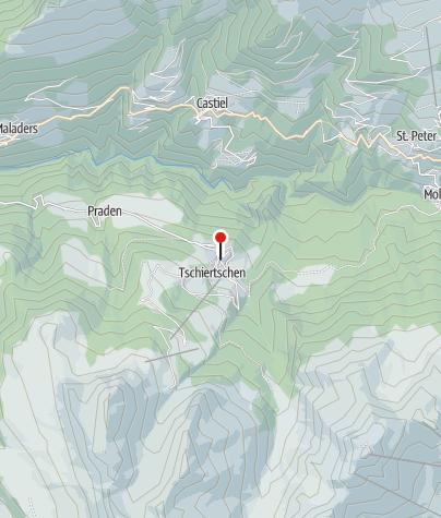 Kaart / z'Gürgaletsch