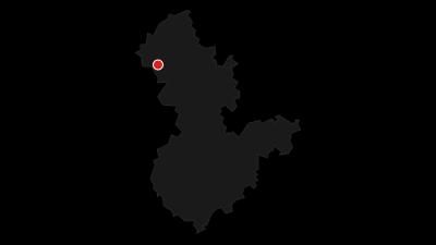 Karte / Matthiasweg (6) - Gesamtverlauf